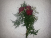 Trauerstrauß / Grabstrauß